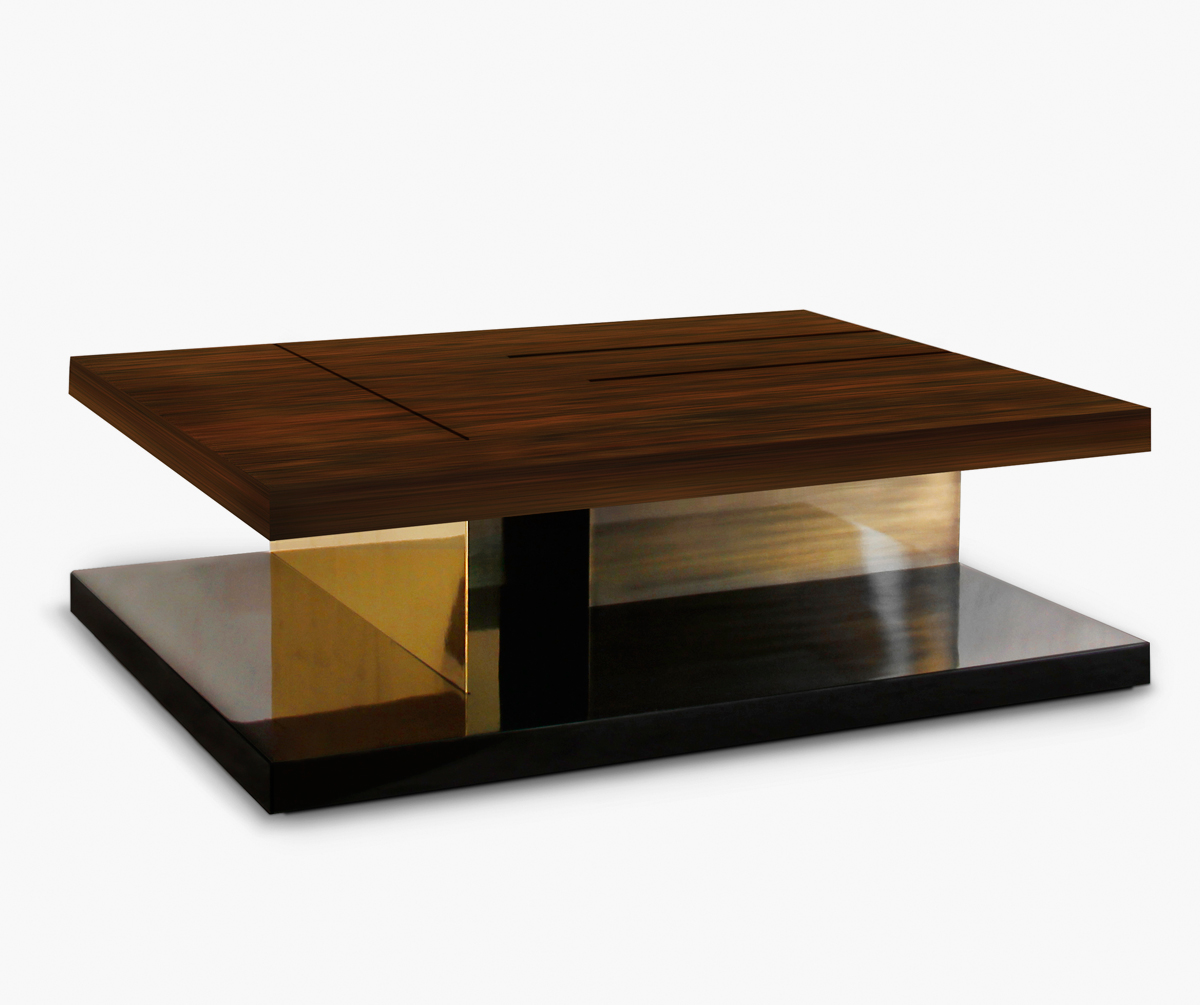 Lallan Center Table