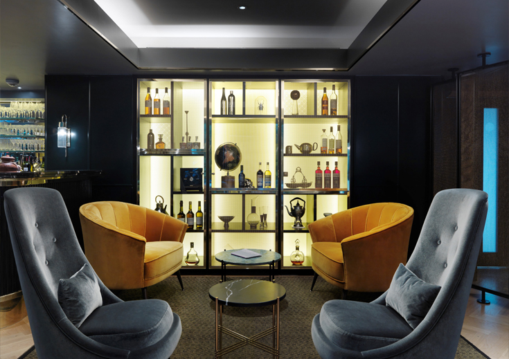 The Athenaeum Hotel By Kinnersley Kent Design London Uk View More