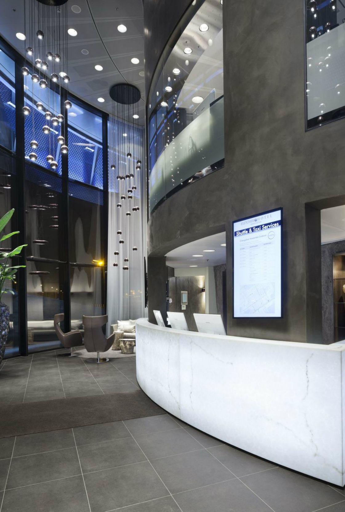 Contemporary Hotel Lobby Inspirations And Ideas