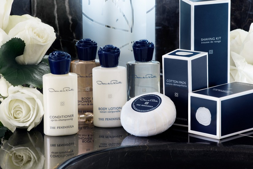 Hotels with the Best Luxury Toiletries