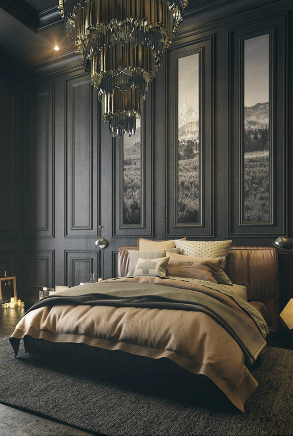20 Luxurious Bedroom Design Ideas You Will Want To Copy Next Season Inspirations And Ideas