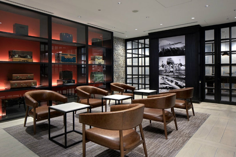5 Airport Lounges Interior Design That Will Inspire You To Travel ...
