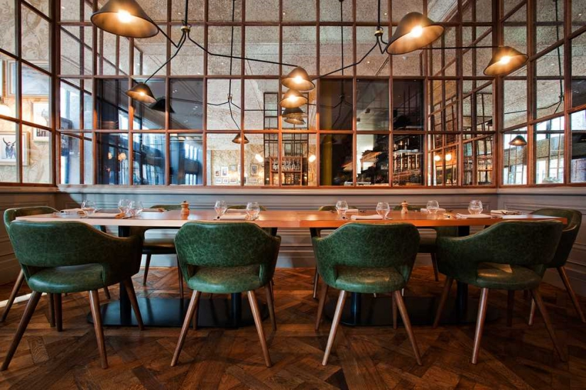 .Get Inspired by Deak St. Kitchen and Kupola Lounge Restaurant Interior Design1