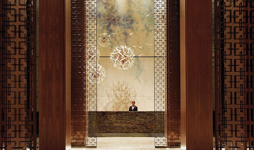 Luxury Hotel Lobby Designs