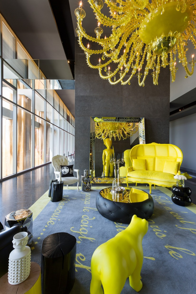 Hotel Interior: World's 5 Best Luxury Hotel Lobby Designs