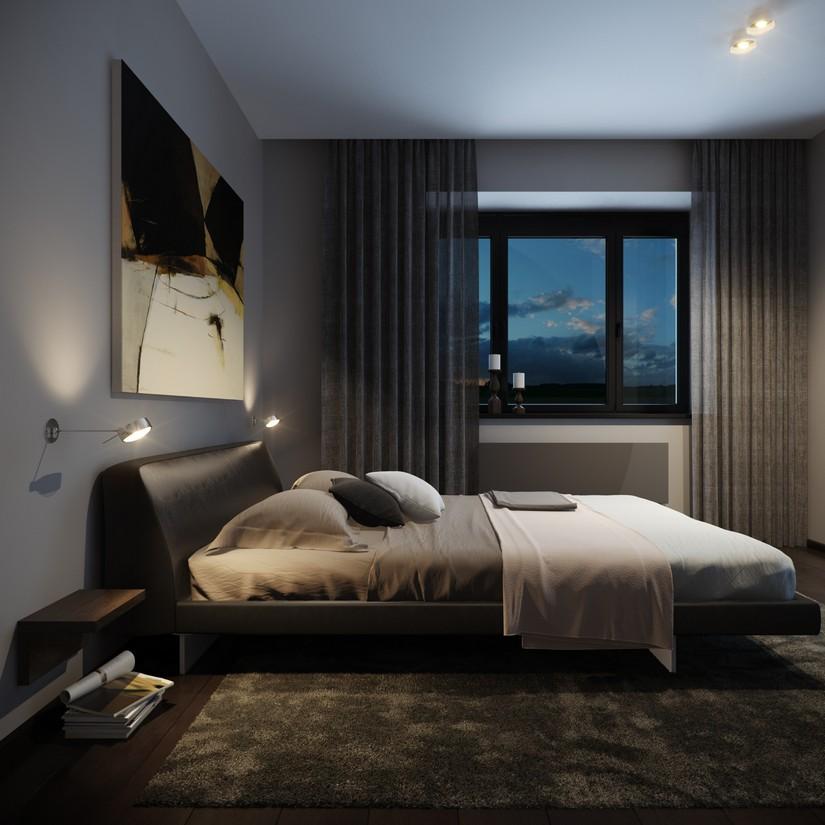 5 Men's Bedroom Decor Ideas For a Modern Look ... on Small Room Decor Ideas For Guys  id=82433