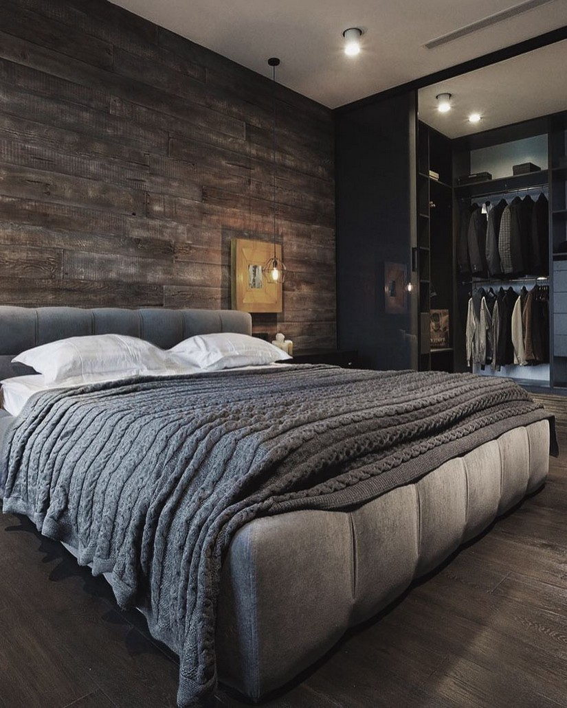 Male Bedroom: 5 Men's Bedroom Decor Ideas For A Modern Look