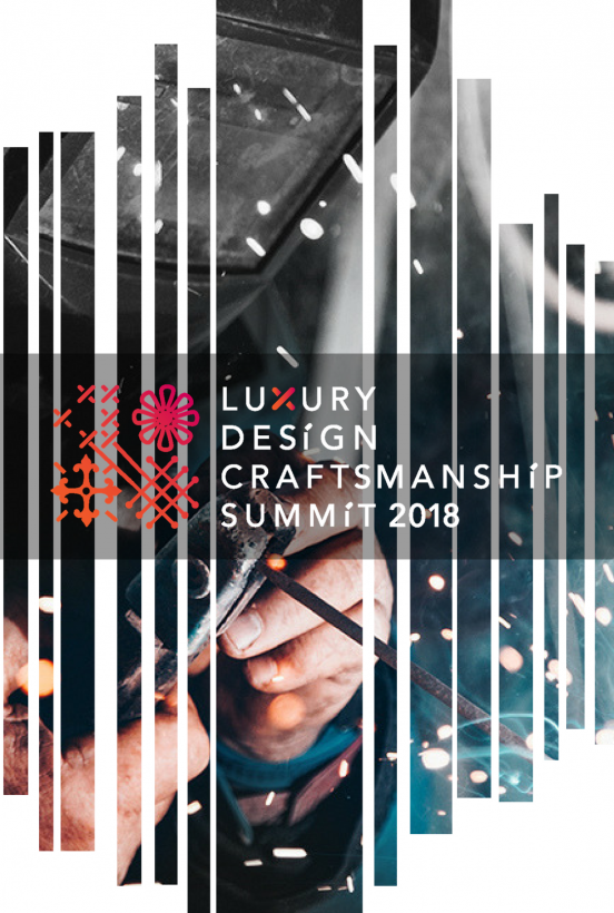 LUXURY DESIGN & CRAFTSMANSHIP SUMMIT TEASER | This summit is crutial for interior design and makers. See it more at brabbucontract.com/inspirations-and-ideas/