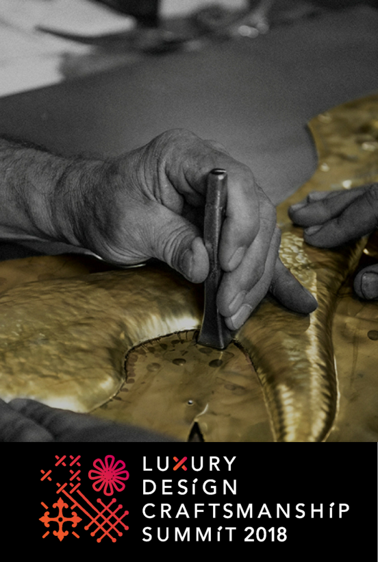 Event Of The Year ! LUXURY DESIGN & CRAFTSMANSHIP SUMMIT. This summit is crutial for interior design and makers. See it more at brabbucontract.com/inspirations-and-ideas/