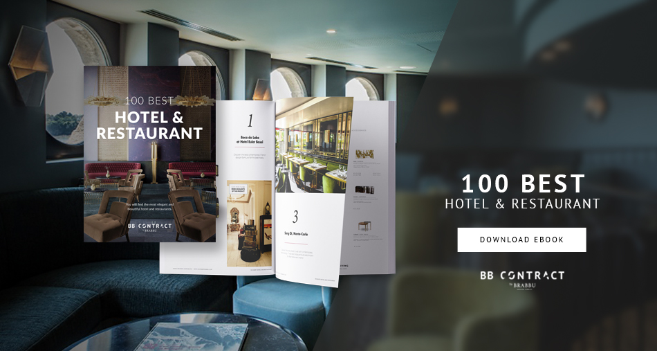 100 HOTEL & RESTAURANT rottet studio Rottet Studio Brings The Best of Design World 100 hotel restautant ebook
