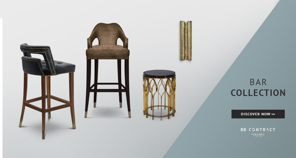 BAR LOUNGE COLLECTION isaloni iSaloni – It is Back and It is Going to set New Trends Bar Collection