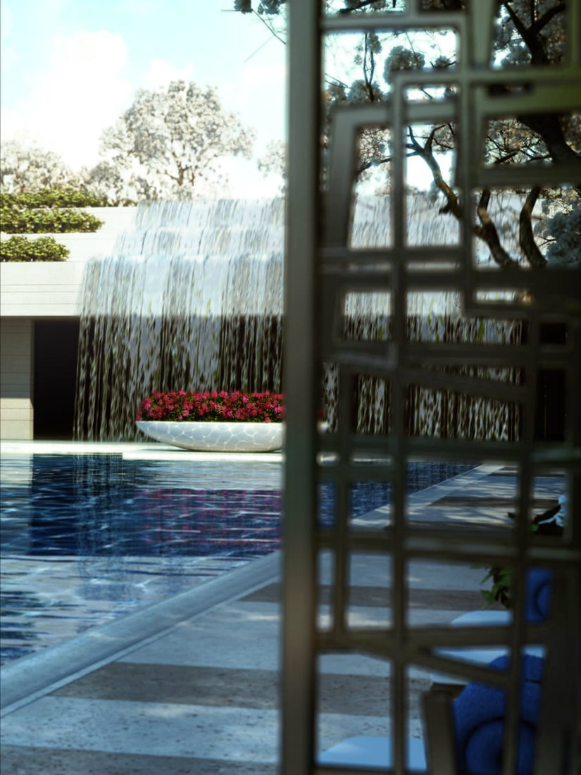 Yabu Pushelberg hotel - Four Seasons India residences are now reality