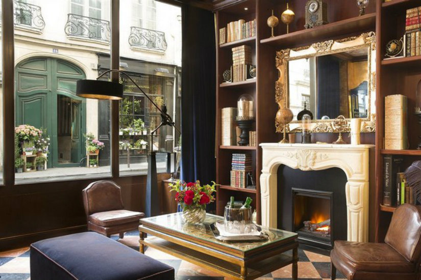 Da Vinci Hotel- Get Inspire by one of the most glamorous hotel in Paris