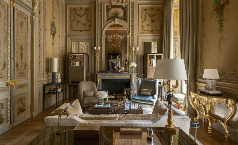 Best Urban Hotel Renovation 2018 - Hotel de Crillon Paris