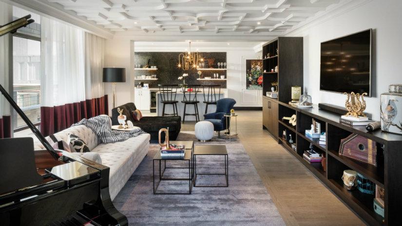 Boutique hotel design ideas at The Elizabeth Hotel Fort Collins