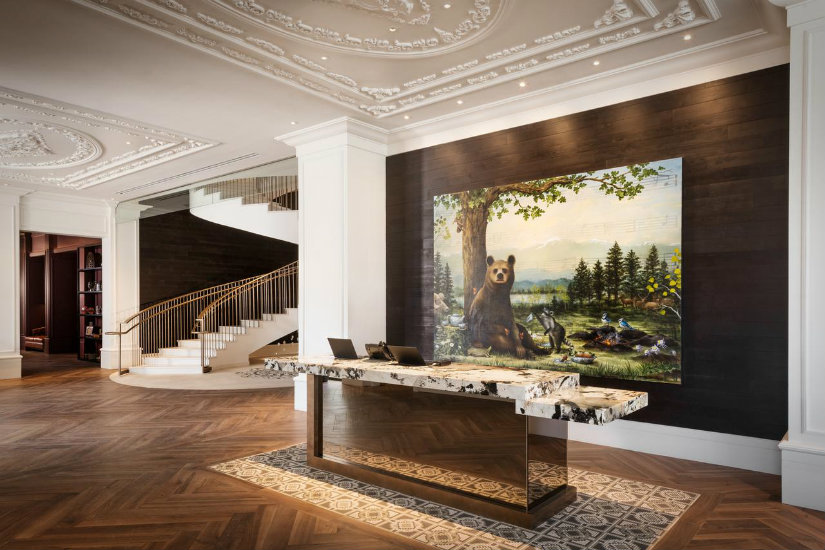 Hotel Interior Design Ideas By Dlr Group