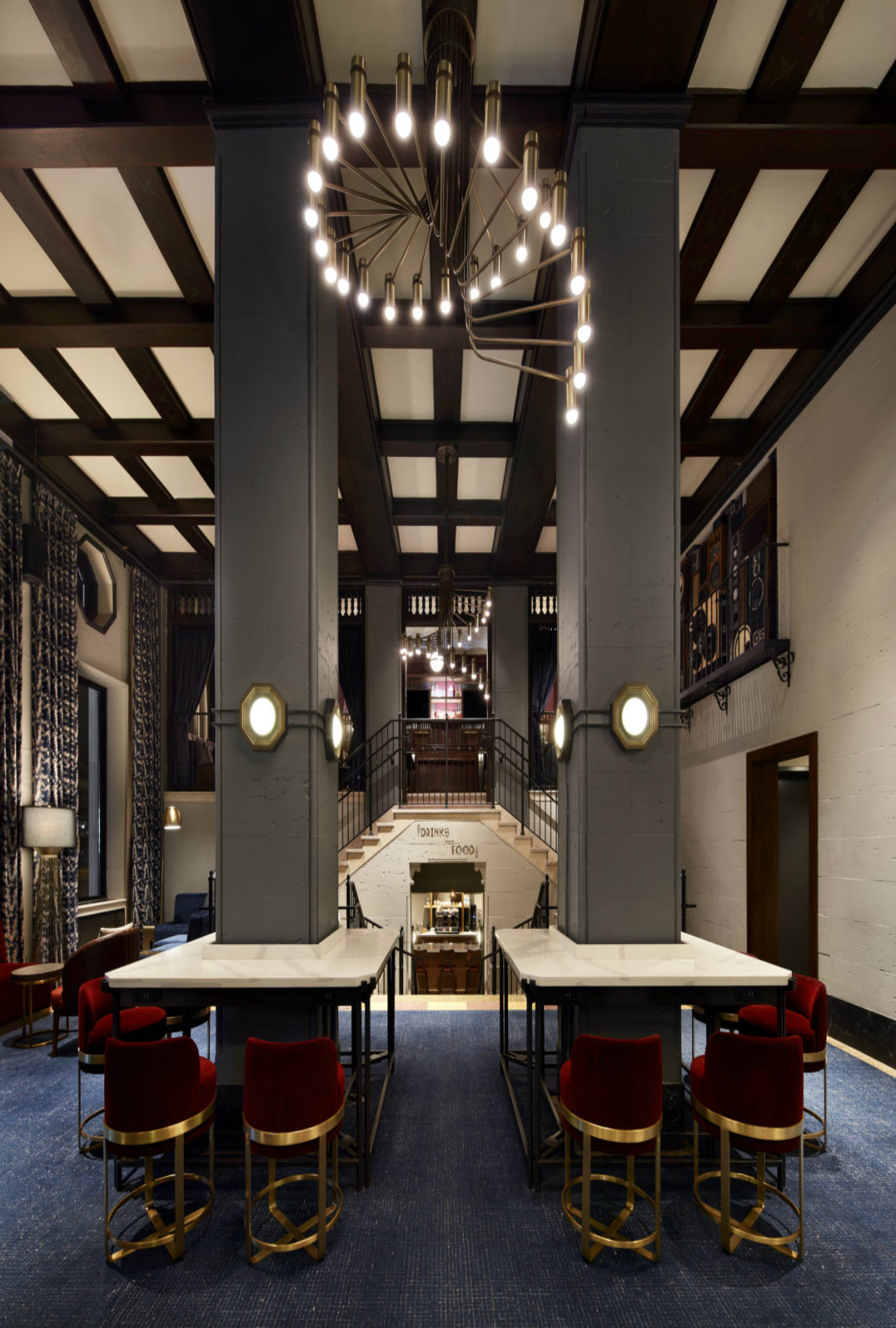 Hotel Interior: 10 Newest Hotel Interior Design By Stonehill Taylor That