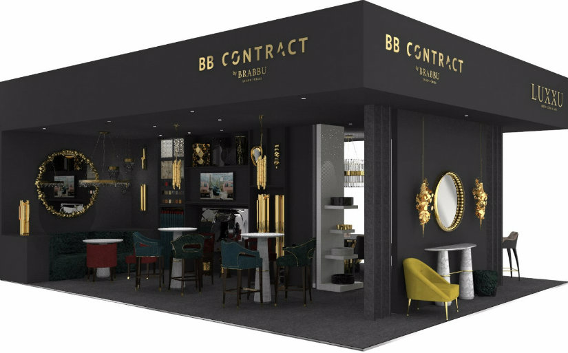 Contract furniture tradeshow Equip Hotel Paris 2018