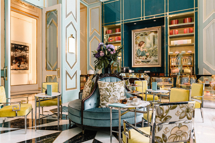 10 Recent Hotel Interior Design by Champalimaud Design to Inspire You