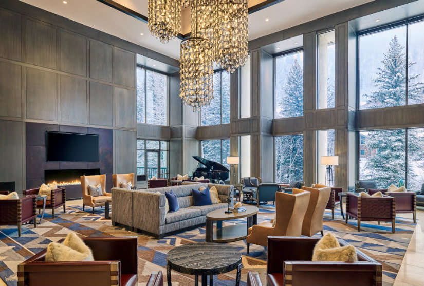 Get Impressed with these 10 Newest Hotel Interior Design by Leo A Daly