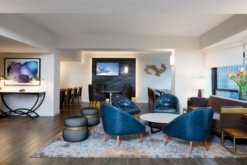 10 Latest Hotel Interior Design by Stonehill Taylor That You Can´t Miss