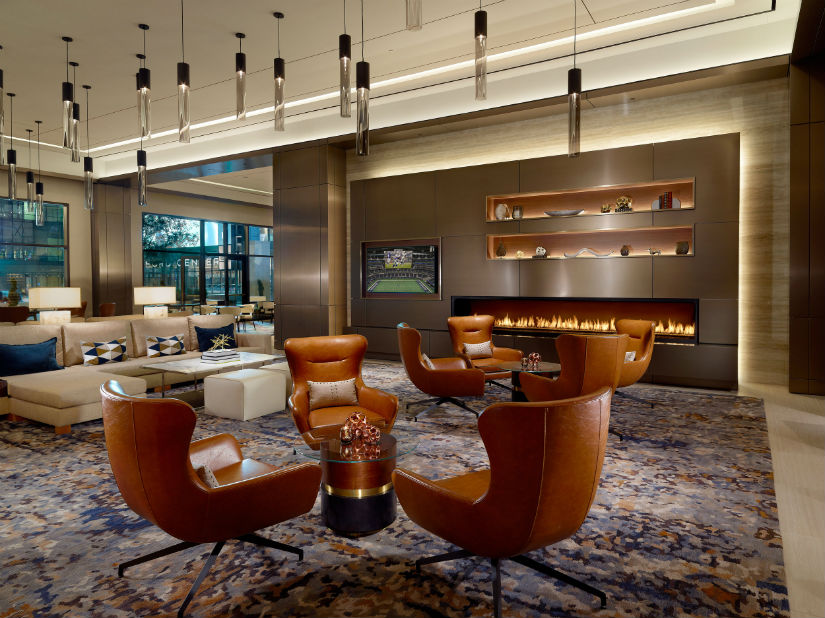 Get Into the 10 Latest Hotel Interior Design by Wilson Associates