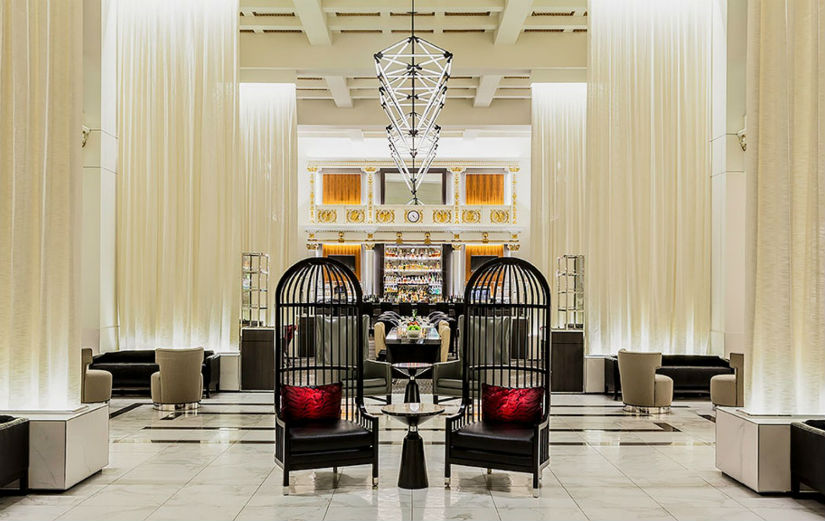 10 Latest Hotel Interior Design by Parker Torres to Mesmerizing You
