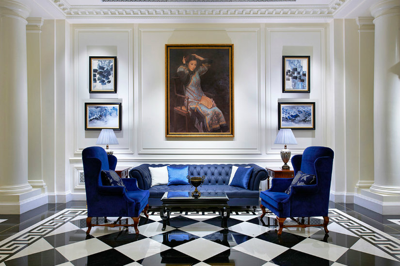 Discover The 10 Newest Hotel Interior Design by Pierre-Yves Rochon