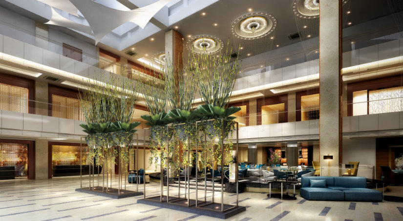 Discovery the 7 Trendy Hotel Interior Design by Areen Hospitality