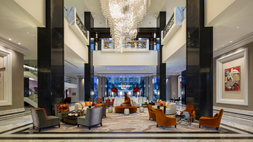 The Post Oak Hotel - A new luxury hotel design destination at Houston