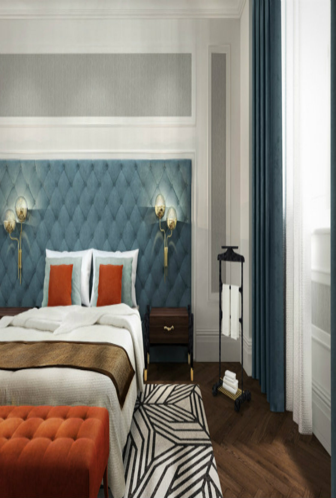 15 hotel master bedrooms by famous interior designers inspirations and ideas