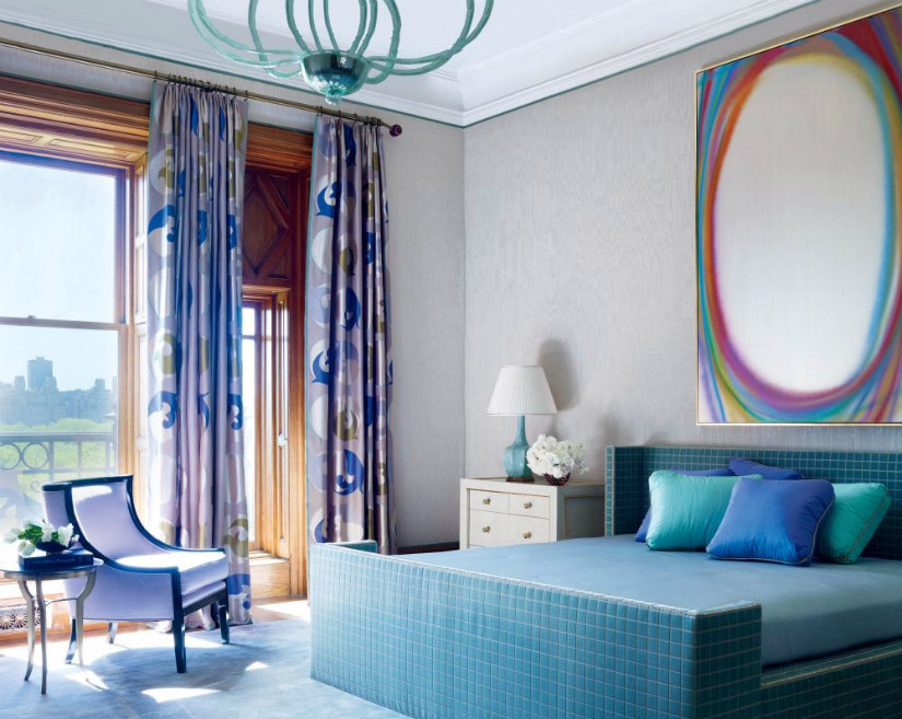 15 Hotel Master Bedrooms By Famous Interior Designers