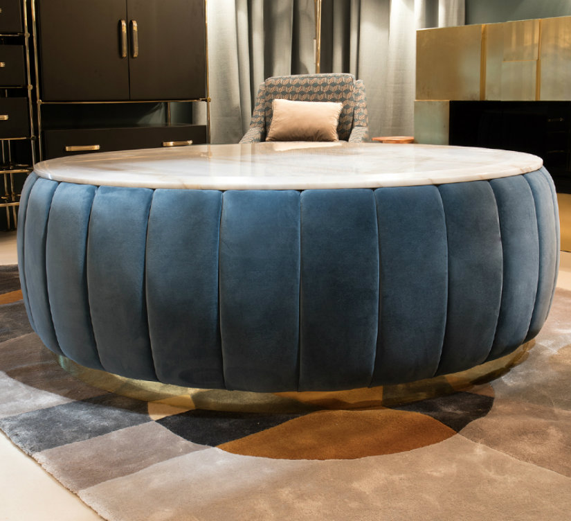 50 Modern Cocktail Tables to Dazzle the Inner of Hotel Lobbies
