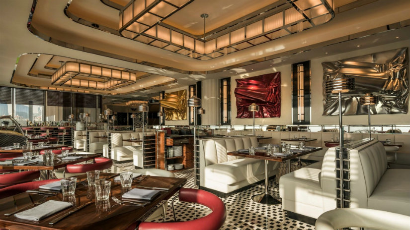 The 8 Trendy Tihany Design Restaurant that you must to know right now