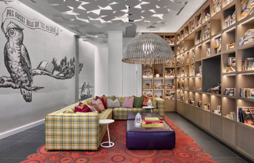 Discovery the 10 LATEST Hotel Interior Design by HSK Architects