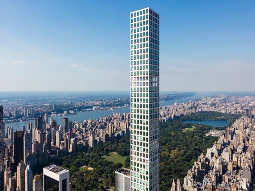 432 park avenue new york Building