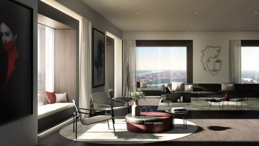 432 park avenue new york table Molteni