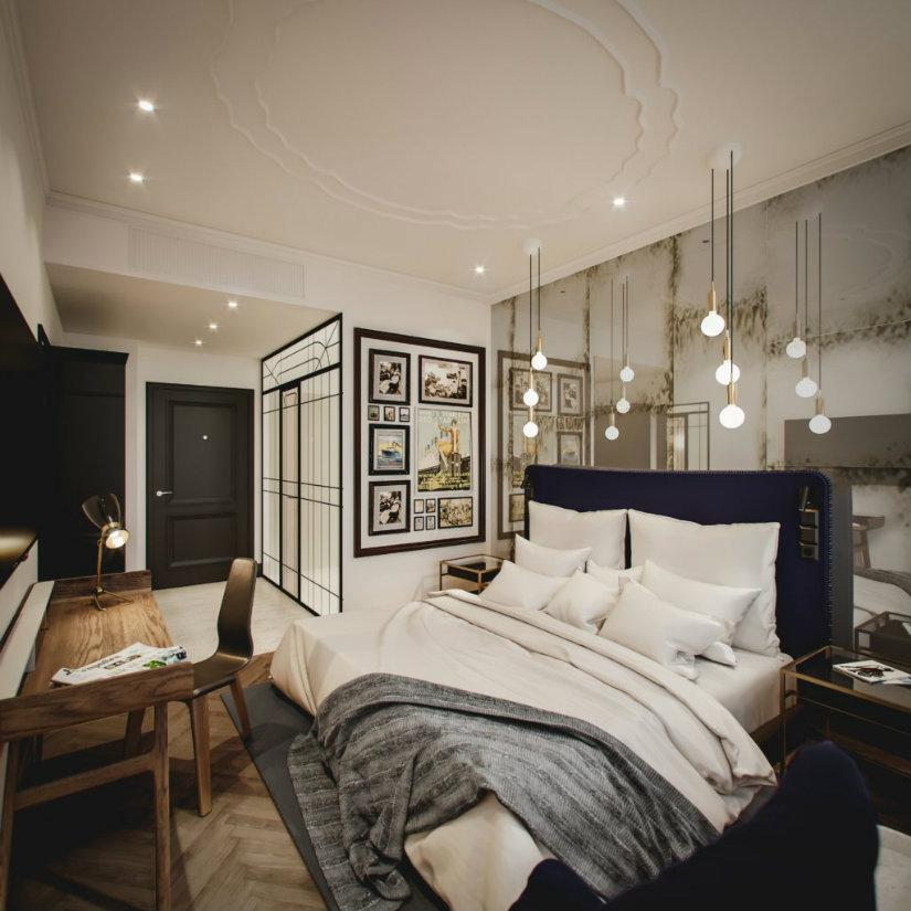 Amerikalinjen Oslo luxury hotel