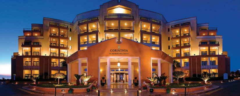 Corinthia Bucharest luxury hotel