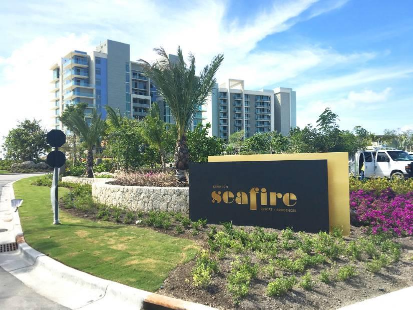 Kimpton Seafire Resort & Spa, Seven Mile Beach 2018 winners