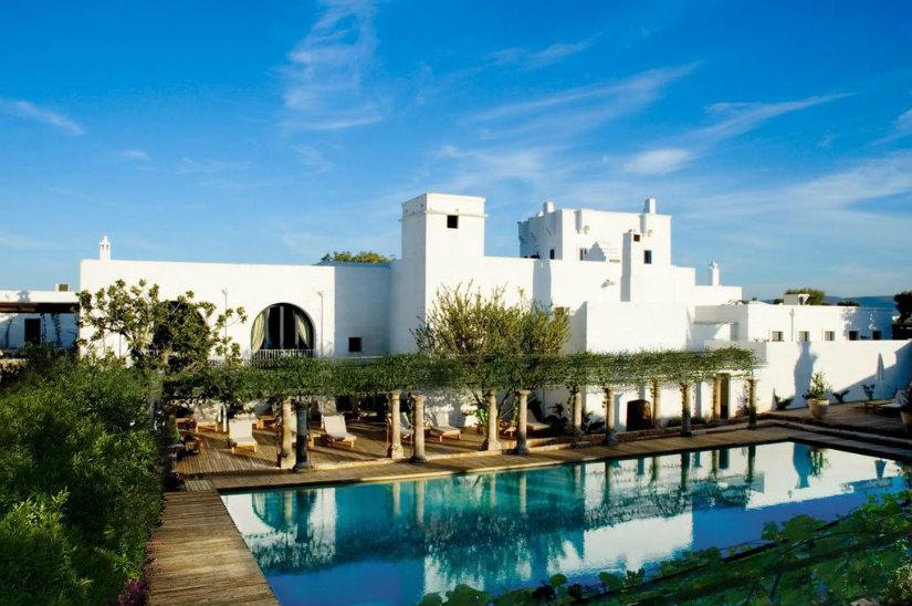 Masseria Torre Maizza luxury hotel
