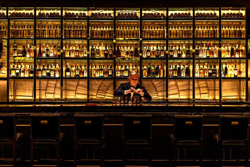 NoMad Bar luxury hotel