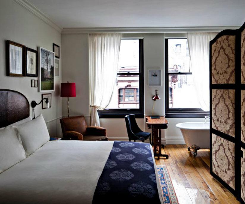 NoMad room luxury hotel