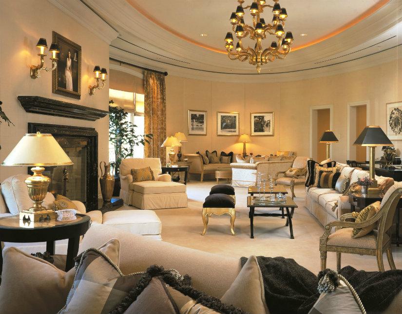 Palazzo Hotel suites luxury hotel
