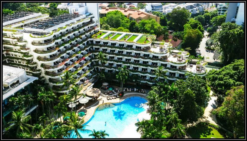 Shangri-La Hotel Singapore 2018 winners