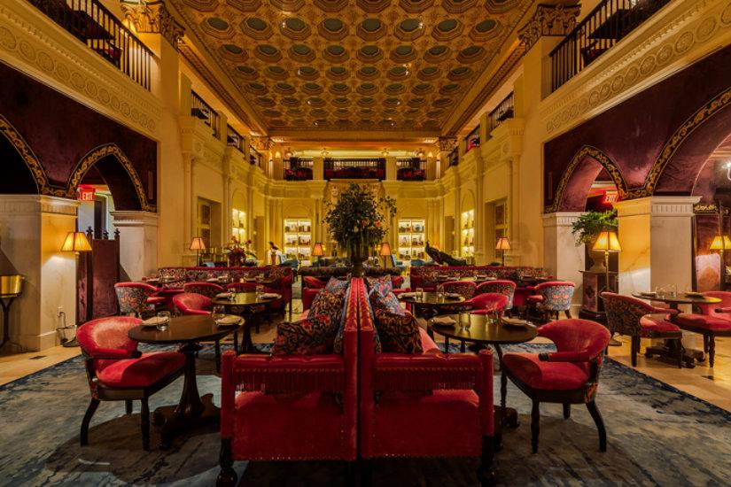 The NoMad Hotel luxury Las Vegas