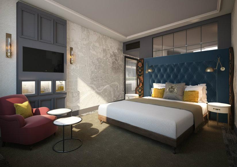 Vintry Mercer luxury hotel opening
