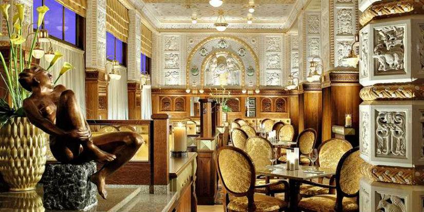 Art Deco Imperial Hotel, art deco design