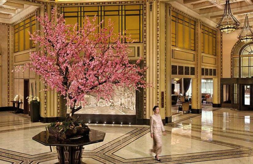Fairmont Peace, art deco hotel