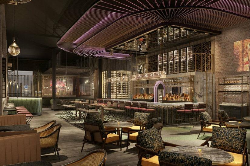 Mott 32 Las Vegas luxury interior design